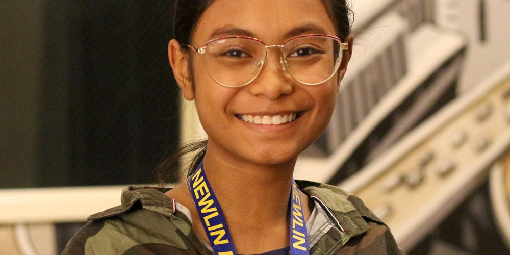 Alissa, grade 7, Philadelphia
