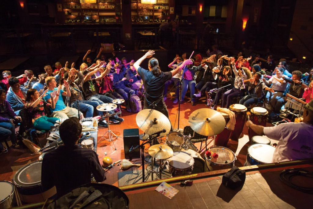400+ Philly Kids to Rock Out for All-Day World Cafe Live Festival