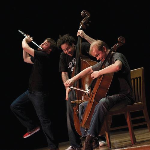 PROJECT Trio & Jacob Winterstein