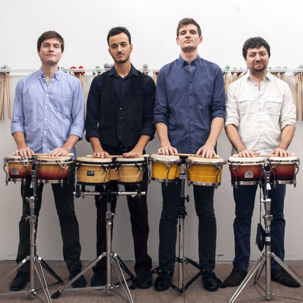 Sandbox Percussion & Gabriel Cabezas
