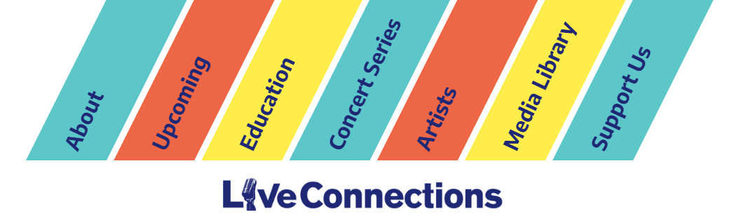 Welcome to LiveConnections' new website!