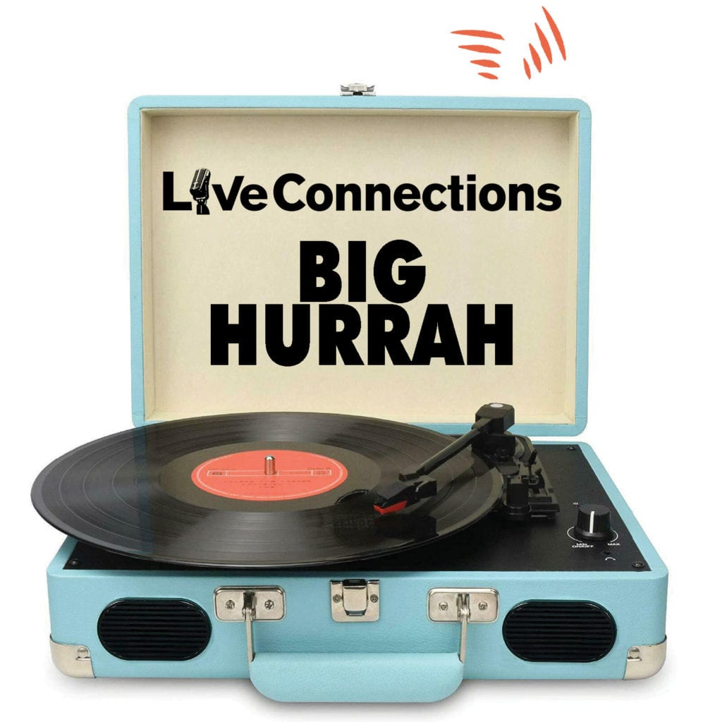 LiveConnections Big Hurrah fundraising event